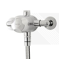 Triton Dove Sequential Exposed Thermostatic Shower Mixer